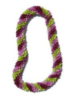 Anuenue Spiral Orchid Lei