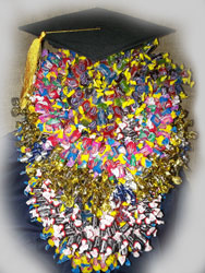 Candy Leis - Graduation Leis
