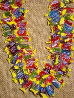 Jolly Rancher Lei