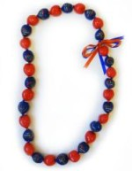 University of Florida lei