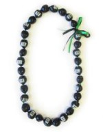 University of Hawaii Kukui nut lei