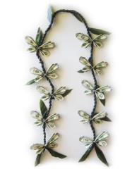 ti leaf money lei